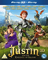Justin and the Knights of Valour (Blu-ray 3D)