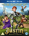 Justin and the Knights of Valour (Blu...