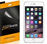 "[2 Pack] SUPERSHIELDZ- Privacy Anti-Spy Screen Protector Shield For Apple iPhone 6 4.7"" + Lifetime Replacements Warranty - Retail Packaging"