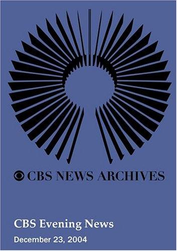 cbs-evening-news-december-23-2004