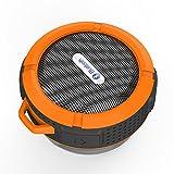 Patuoxun® 5W IPX5 Wasserdicht Staubdicht Stoßfest Bluetooth ISSC V3.0 A2DP