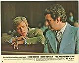 """All the Presidents Men"" Original Warner Bros. Movie Lobby Card Nss76/22-4"