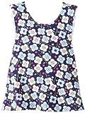 Zutano Baby-Girls Infant Blaue Blumen Rev Sunshine parte superior, azul marino, 12Meses Color: Azul marino Tamaño: 12Meses Infant, bebé, niño