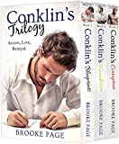 Conklin's Trilogy Box Set (Conklin's Blueprints, Conklin's Foundation, Conklin's Corruption)