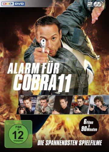 Alarm für Cobra 11 - Die spannendsten Filme [2 DVDs]