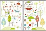 Sauthon On Line GPSM1 Gaspard Wall Stickers