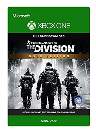 Tom Clancy's The Division Gold Edition - Pre-Load - Xbox One [Digital Code]
