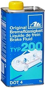 ate 706202 original typ 200 dot 4 brake fluid. Black Bedroom Furniture Sets. Home Design Ideas