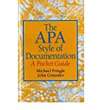 img - for The APA Style of Documentation: A Pocket Guide (Paperback) - Common book / textbook / text book