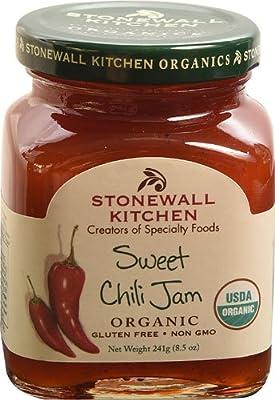 Stonewall Kitchen Organic Gourmet Jam Sweet Chili -- 8.5 oz from Stonewall Kitchen