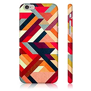 StyleStuffs Stripes abstract Apple iphone 7Plus Case