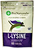 Pet Naturals of Vermont L-Lysine Fish-Shaped Chews for Cats