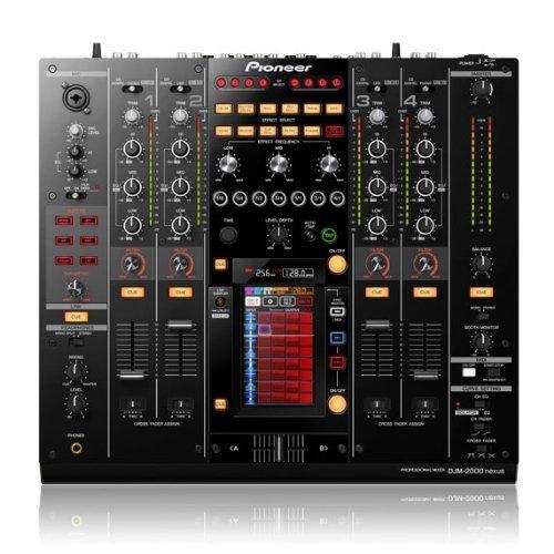 Pioneer Professional DJ Mixer DJM-2000NEXUS