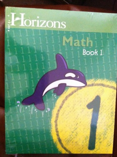 Horizons Math 1st Grade Homeschool Curriculum Kit, Complete Set (Alpha Omega Lifepac, Grade 1) (Horizons Math 1 compare prices)