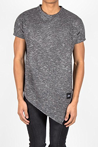 Sixth June Uomo Maglieria / T-shirt Asymetrical Hem