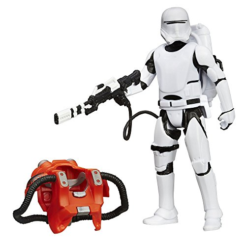 Star Wars The Force Awakens 3.75-Figure Space Mission Armor First Order Flametrooper