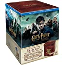 Harry Potter Wizard's Collection Box Set (Blu-ray + DVD + UV Copy) [2012] [Region Free]