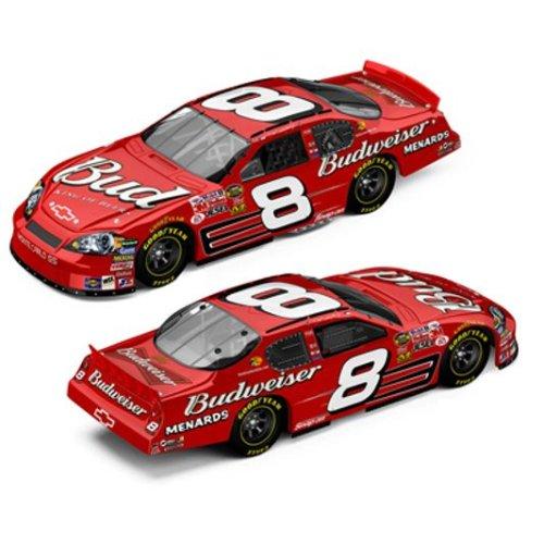 Dale Earnhardt Jr. #8 Budweiser / 2007 Monte Carlo SS / 1:24 Scale Diecast Car