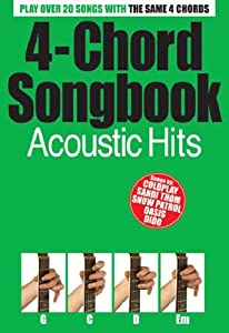 Acoustic Hits (4 Chord Songbook)