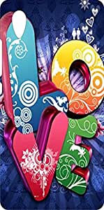 Koolbug Printed Hard Back Case Cover For Oppo A37