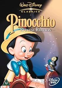 Pinocchio : Special Edition [DVD] [1940]