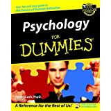 Psychology For Dummies ~ Adam Cash PsyD