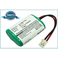 170mAh Ni-MH Battery SportDog FR200, SD-400, SD-800 from Generic