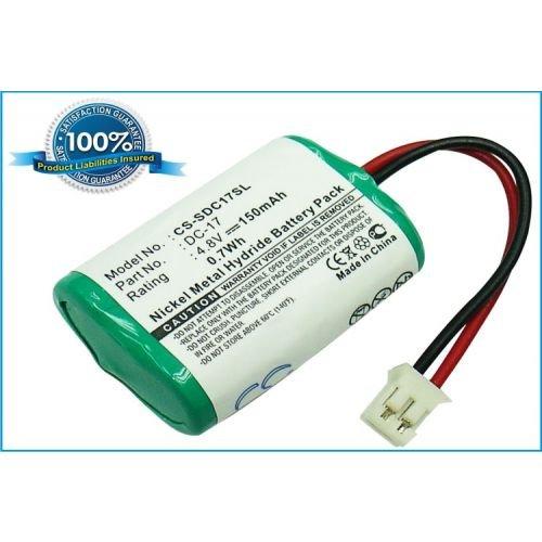 150mAh Ni-MH Battery SportDog FR200, SD-400, SD-800