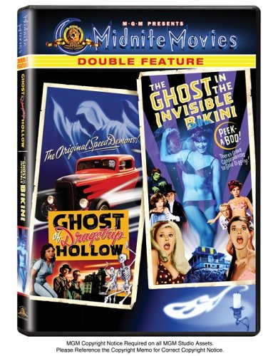 Ghost Dragstrip Hollow & Ghost in Invisible Bikini [DVD] [Region 1] [US Import] [NTSC]