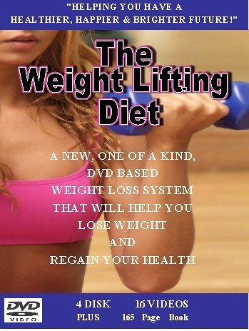 The Weight Lifting Diet (For Women) (Series 1, Volume 1)
