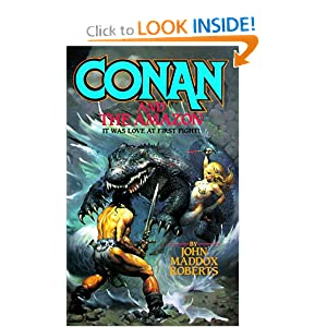 Conan and the Amazon by John Maddox Roberts