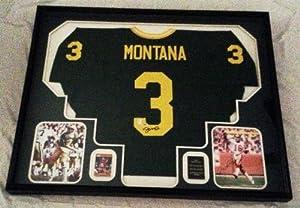 Joe Montana autographed Notre Dame Fighting Irish jersey PSA by Man+Cave+Pro+Memorabilia