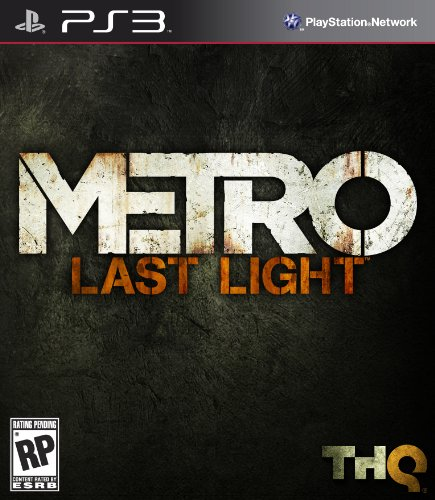Metro: Last Light, Limited Edition - Playstation 3