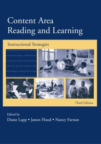Content Area Reading and Learning: Instructional...