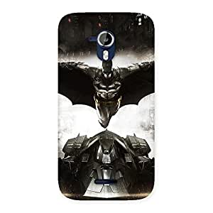 Knight Ride Back Case Cover for Micromax Canvas Magnus A117