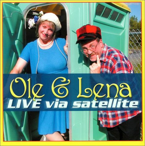 Image for Ole and Lena : Live Via Satellite