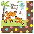 Amscan - Fisher Price Baby Shower Beverage Napkins