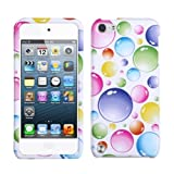 MyBat Rainbow Bigger Bubbles Protector Cover for iPod touch 5