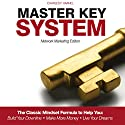 Master Key System: Network Marketing Edition (       UNABRIDGED) by Charles Haanel Narrated by Jim Kipping