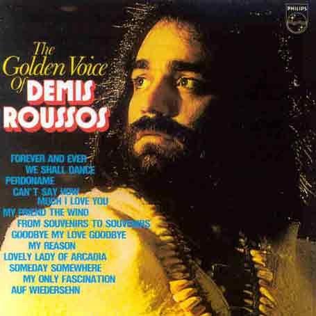 Demis Roussos - The Golden Voice Of Demis Roussos - Zortam Music