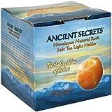 Ancient Secrets Salt Lamp Tea Light 1 Hole Small By Ancient Secrets