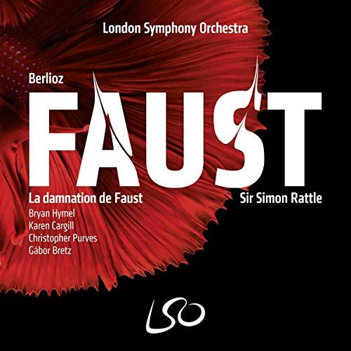 SACD : Simon Rattle - Berlioz: La Damnation De Faust (SACD)