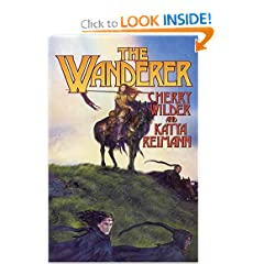 The Wanderer (Rulers of Hylor) by Cherry Wilder and Katya Reimann