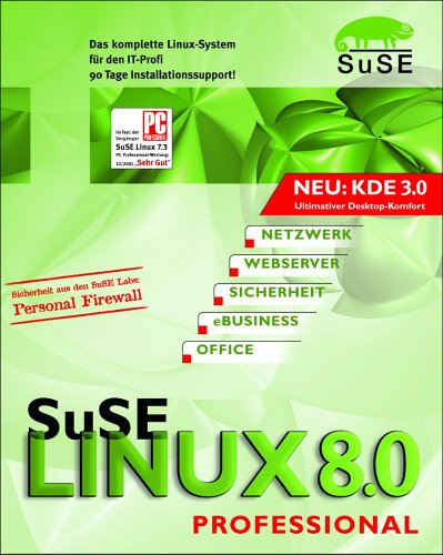 SuSE Linux 8.0 Professional