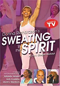 Donna Richardson's Sweating in the Spirit