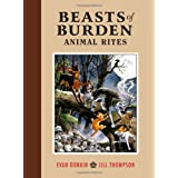 Beasts of Burdenby Evan Dorkin