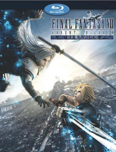 Final Fantasy VII: Advent Children Complete [Blu-ray] Takahiro Sakurai Ayumi Ito Shotaro Morikubo Maaya Sakamoto Keiji Fujiwara Sony Pictures