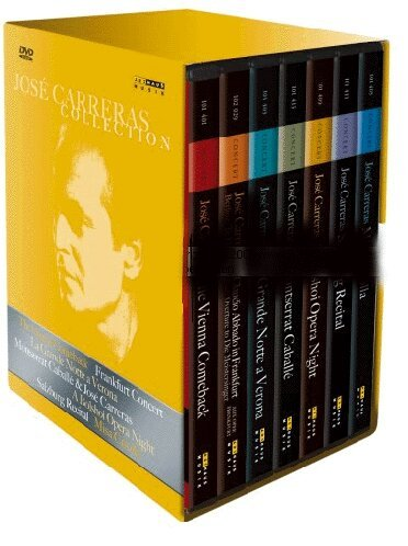 Jose' Carreras Collection [Reino Unido]
