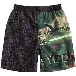 Star Wars - Pantaloncini - ragazzo Multicolore verde