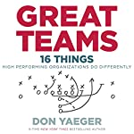 Great Teams: 16 Things High Performing Organizations Do Differently | Don Yaeger